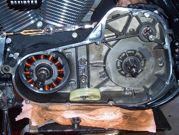 Red Line Synthetic Oil  V-Twin Transmission Tech: A Better Idea Than