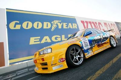 GOODYEAR RACING with Bee-R