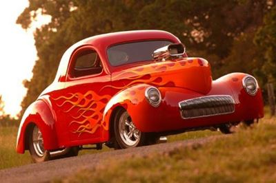 Red Line '41 Willys