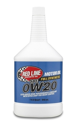 Picture of 0W20 Motor Oil