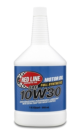 Red Line Synthetic Oil 10w30 Motor Oil