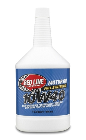 10W40 Motorcycle Oil