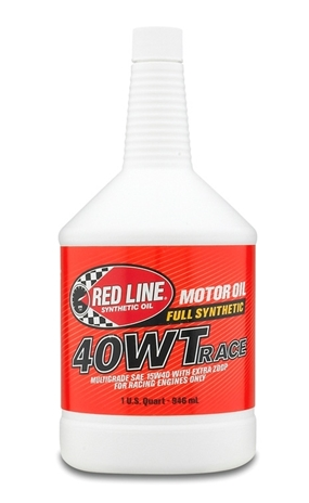 Red Line Synthetic Oil 40wt Race Oil 15w40