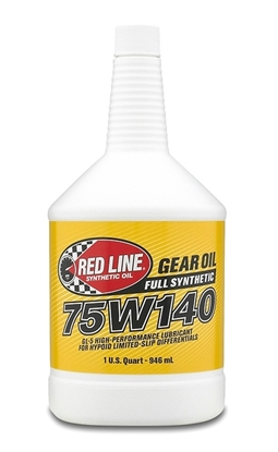 75W140 GL-5 Gear Oil
