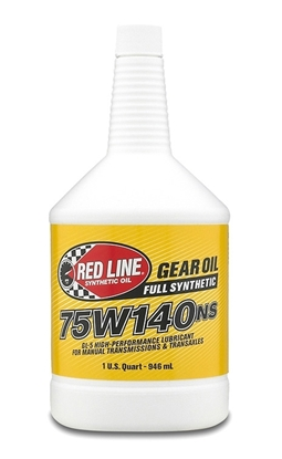 Red Line Synthetic Oil  Gear Oil for Manual Transmissions