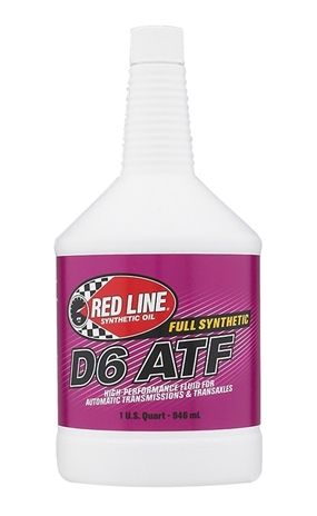 Red Line Synthetic Oil  D6 ATF