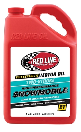 Two-Stroke Snowmobile Oil