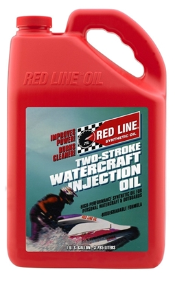 Two-Stroke Watercraft Injection Oil