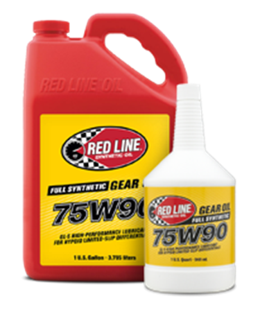 Picture for category Gear Oil for Differentials