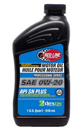 Picture of Professional-Series 0W20 Motor Oil