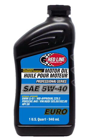 Picture of Professional-Series 5W40 EURO Motor Oil