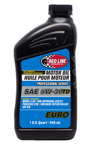 Picture of Professional-Series 5W30TD EURO Motor Oil