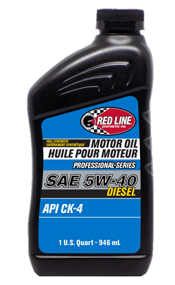 Picture of Professional-Series 5W40 Diesel Motor Oil