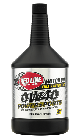 Picture of 0W40 Powersports Oil