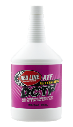DCTF Dual Clutch Transmission Fluid
